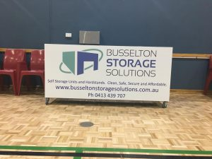 Busselton Storage Solutions - Proud sponsor of Busselton Amateur Basketball Association